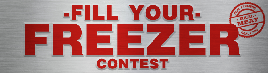 Fill Your Freezer Contest